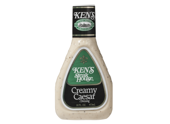 Ken's Creamy salad dressing