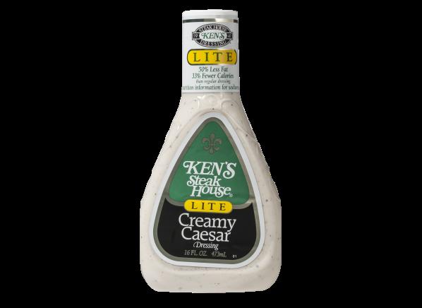 Ken's Lite Creamy salad dressing