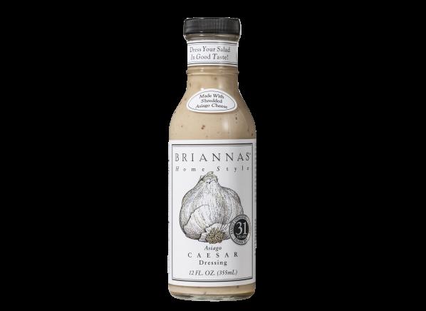 Briannas Caesar salad dressing