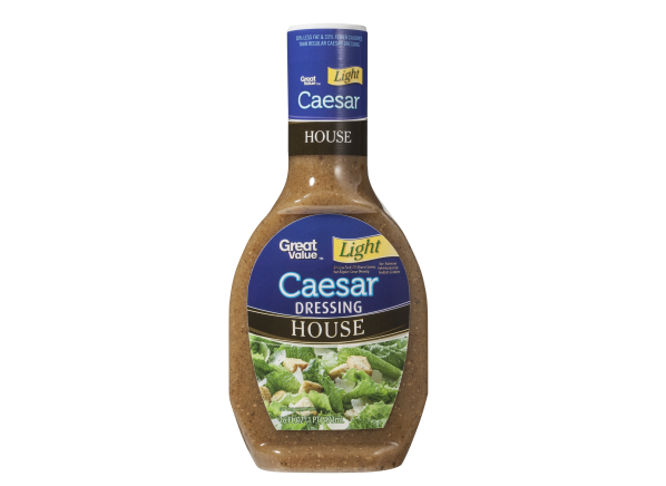 Great Value House Light (Walmart) salad dressing