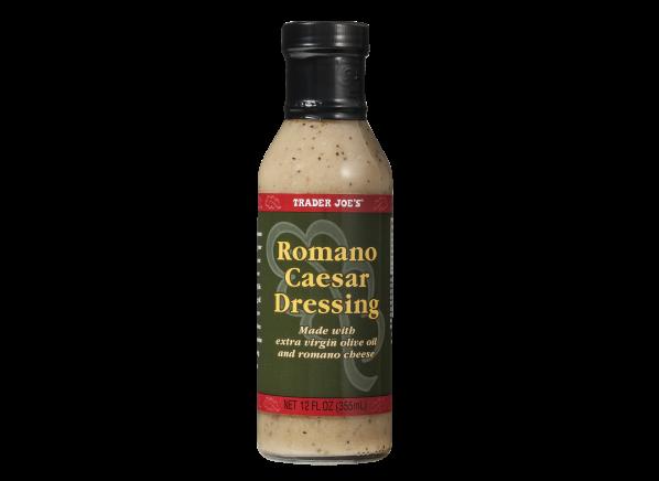 Trader Joe's Romano salad dressing