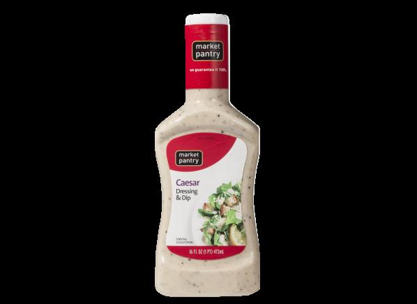 Market Pantry Caesar (Target) salad dressing