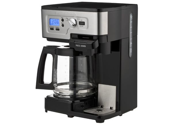 Hamilton Beach 2 Way Flexbrew 49983 Coffee Maker Summary Information