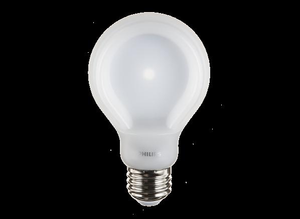 Philips SlimStyle 60W A19 Soft White LED lightbulb