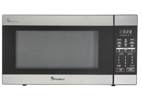 Magic Chef MCD1811ST microwave oven