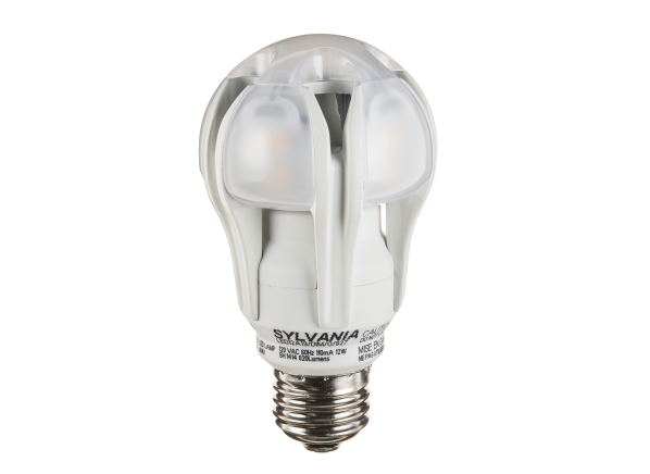 Sylvania 12-Watt 60W A19 Soft White LED lightbulb