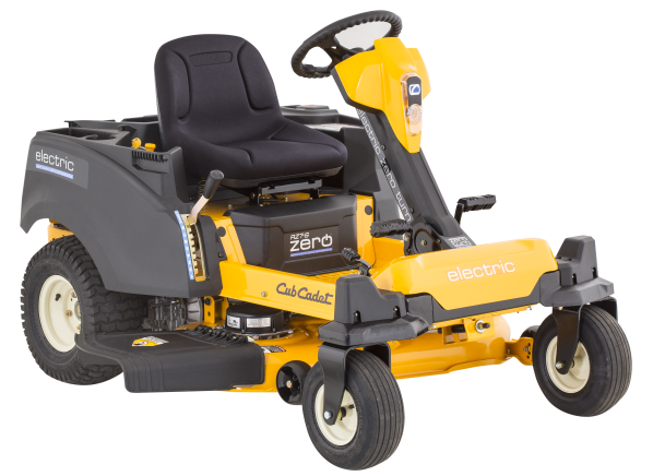 Cub Cadet RZT S Zero (Electric) riding lawn mower & tractor