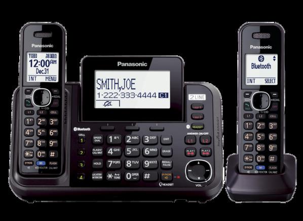 Panasonic KX-TG9542B cordless phone