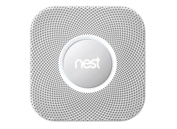 nest Protect (Wired) smoke detector