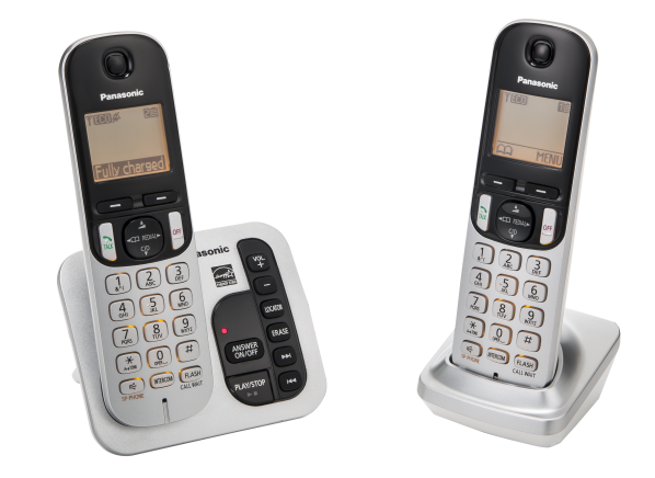 Panasonic KX-TGC222S cordless phone