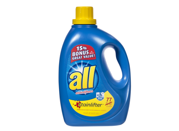 All Stainlifter With In Wash Pretreaters Laundry Detergent