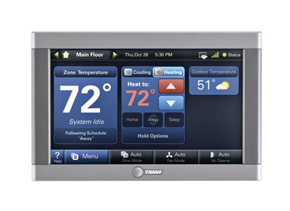 Trane ComfortLink II Smart Control TZone950 thermostat