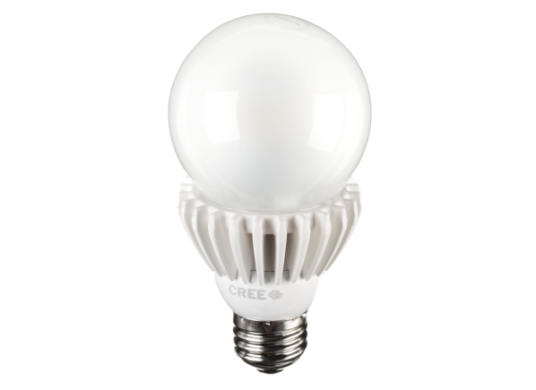 Cree 100W Soft White A21 Dimmable LED lightbulb