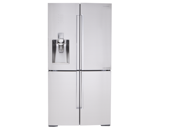 Samsung Chef Collection RF34H9960S4 refrigerator - Consumer