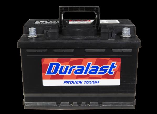 Duralast auto battery