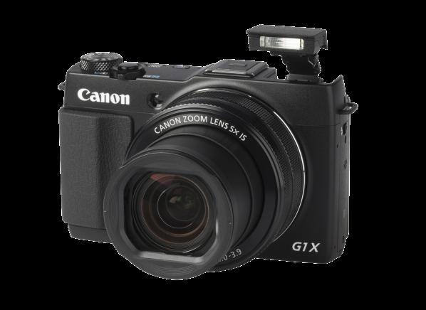 Canon PowerShot G1 X Mark II camera
