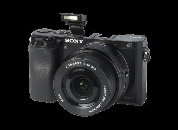 Sony Alpha a6000 w/ 16-50mm camera