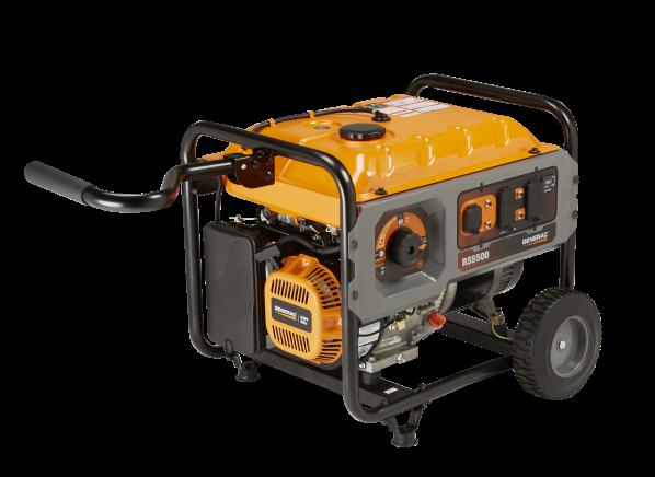 Generac RS5500 generator - Consumer Reports