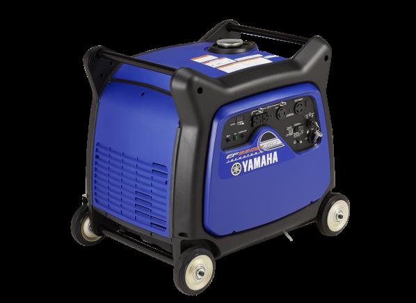 Yamaha EF6300ISDE generator