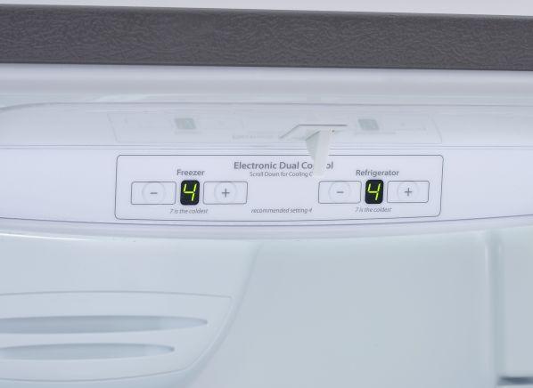 Whirlpool Wrb322dmbm Refrigerator Consumer Reports