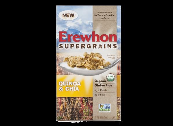 Erewhon Supergrains Quinoa & Chia cereal