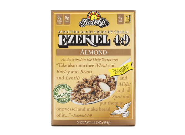 Ezekiel Almond cereal