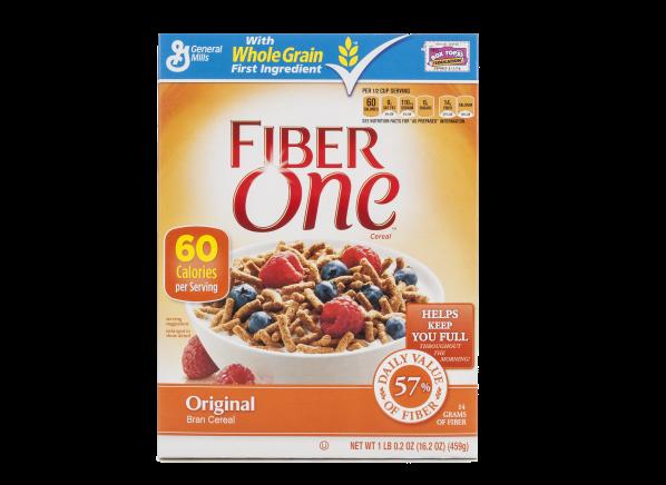 Fiber One Original cereal