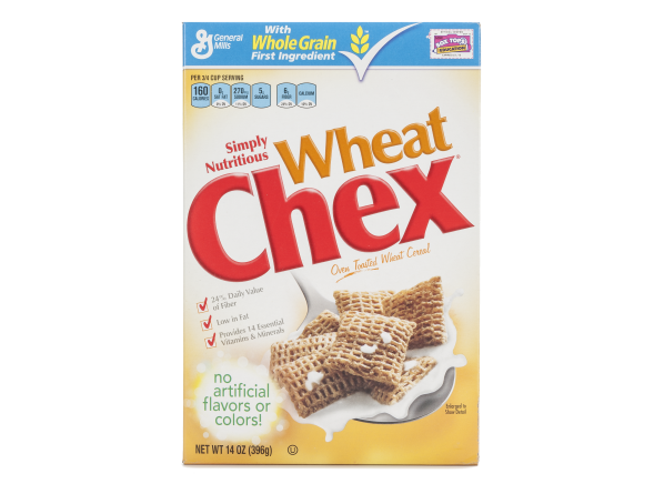 Chex Wheat cereal