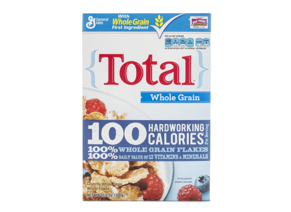 Total Whole Grain cereal
