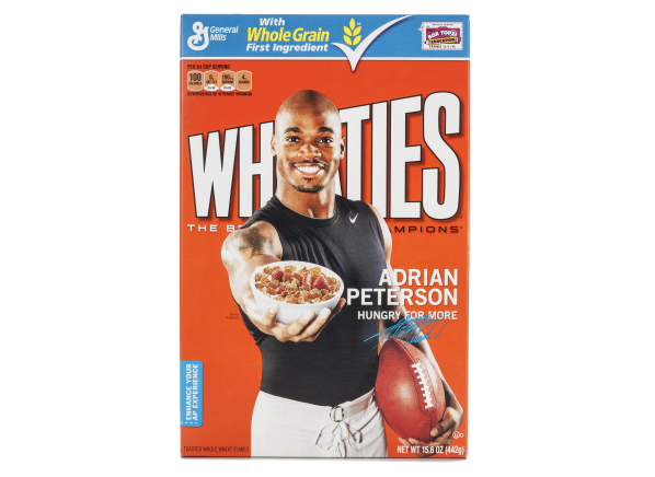 Wheaties Whole Grain cereal