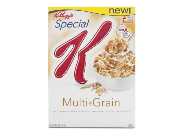 Kellogg's Multi-Grain cereal