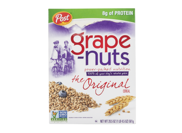 Post Grape Nuts The Original cereal