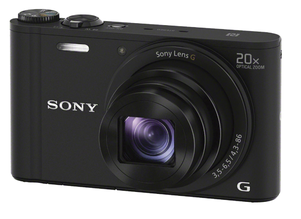 Sony Cyber-shot WX350 camera