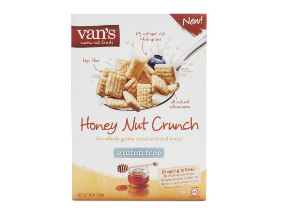 213fae30a2 Van s Honey Nut Crunch cereal - Consumer Reports