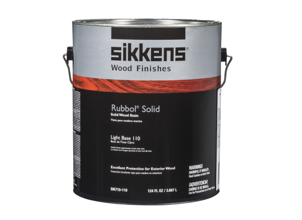 Ppg Proluxe Rubbol Solid Wood Finish