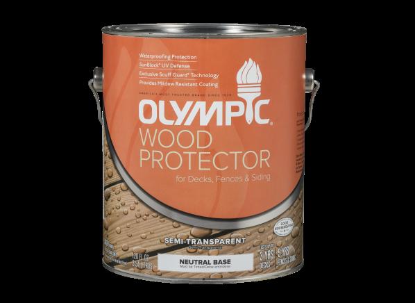 Olympic Wood Protector Semi-Transparent