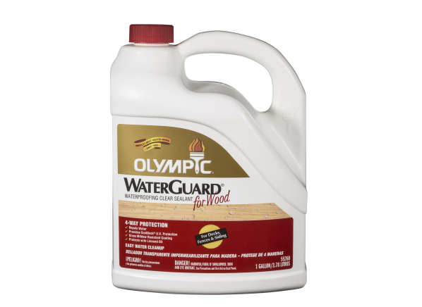 Olympic WaterGuard for Wood