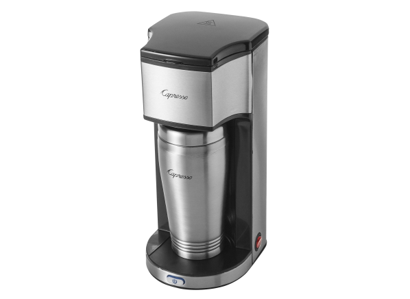 Capresso On The Go Personal 42505 Coffee Maker Summary Information