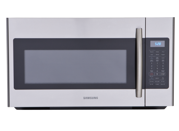 Best Over The Range Microwave Consumer Reports >> Samsung Me18h704sfs Microwave Oven Consumer Reports