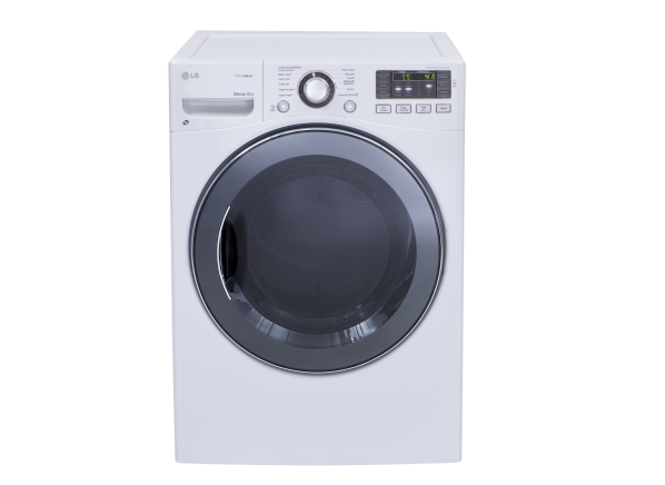 LG DLEX3570W clothes dryer