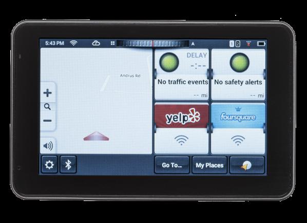Magellan SmartGPS 5390 GPS