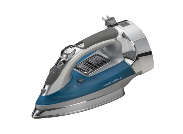 Hamilton Beach Chrome Electronic 14955 steam iron