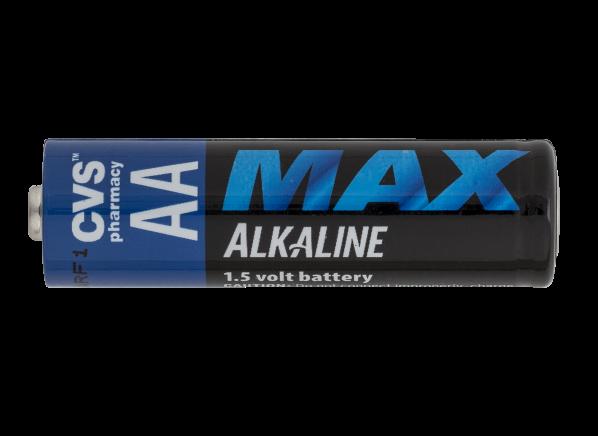CVS Health MAX AA Alkaline battery