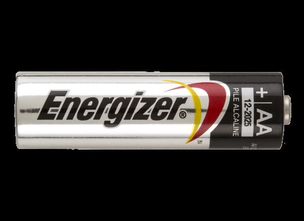 Energizer MAX +PowerSeal AA Alkaline battery - Consumer