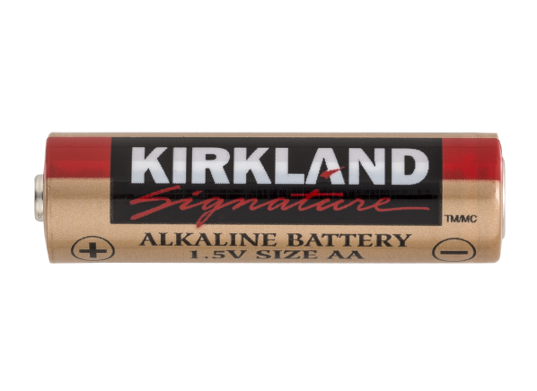 Kirkland Signature Costco Aa Alkaline Battery