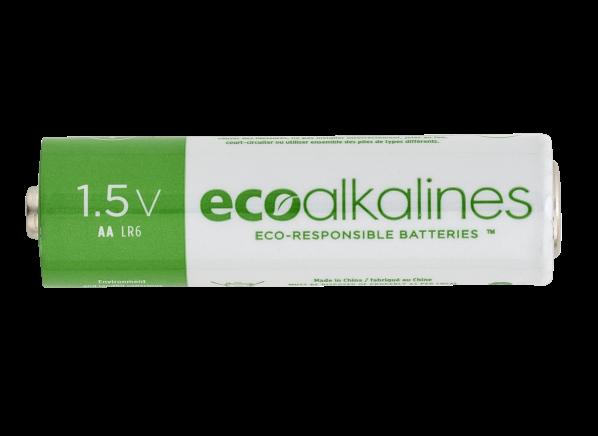 EcoAlkalines AA Alkaline battery