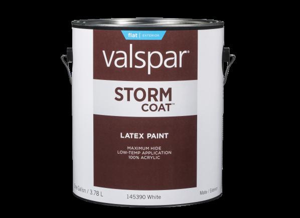 Valspar Storm Coat (Lowe's) paint