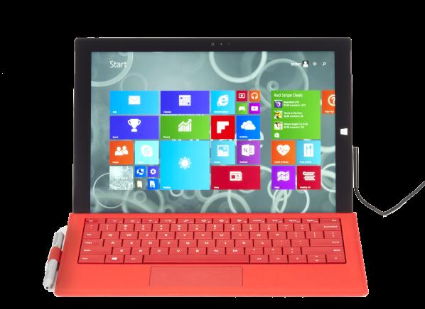 Microsoft Surface Pro 3 computer