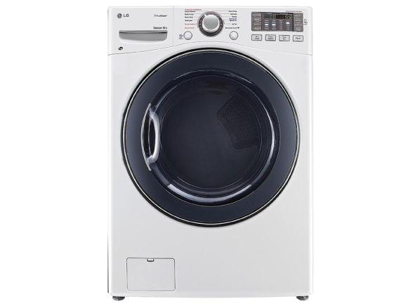 LG DLGX3571W clothes dryer