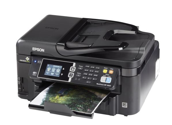 Epson Workforce WF-3620 printer - Consumer Reports